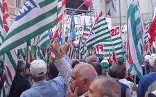 manifestazione pensionati