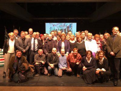 Campagna rsu 2018: partecipazione e responsabilità, le parole d'ordine dei 1350 candidati piemontesi di Cisl Scuola-Università-Ricerca