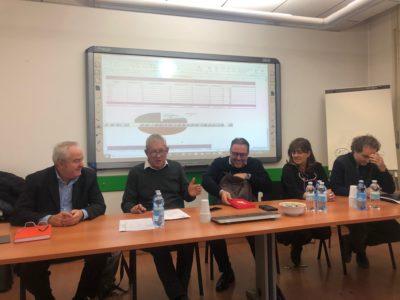 """Pubblico impiego, Petriccioli da Torino: """"A Roma il 12 dicembre per cambiare la legge di stabilità"""""""