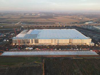 In autunno nuovo hub Amazon ad Agognate (Novara)