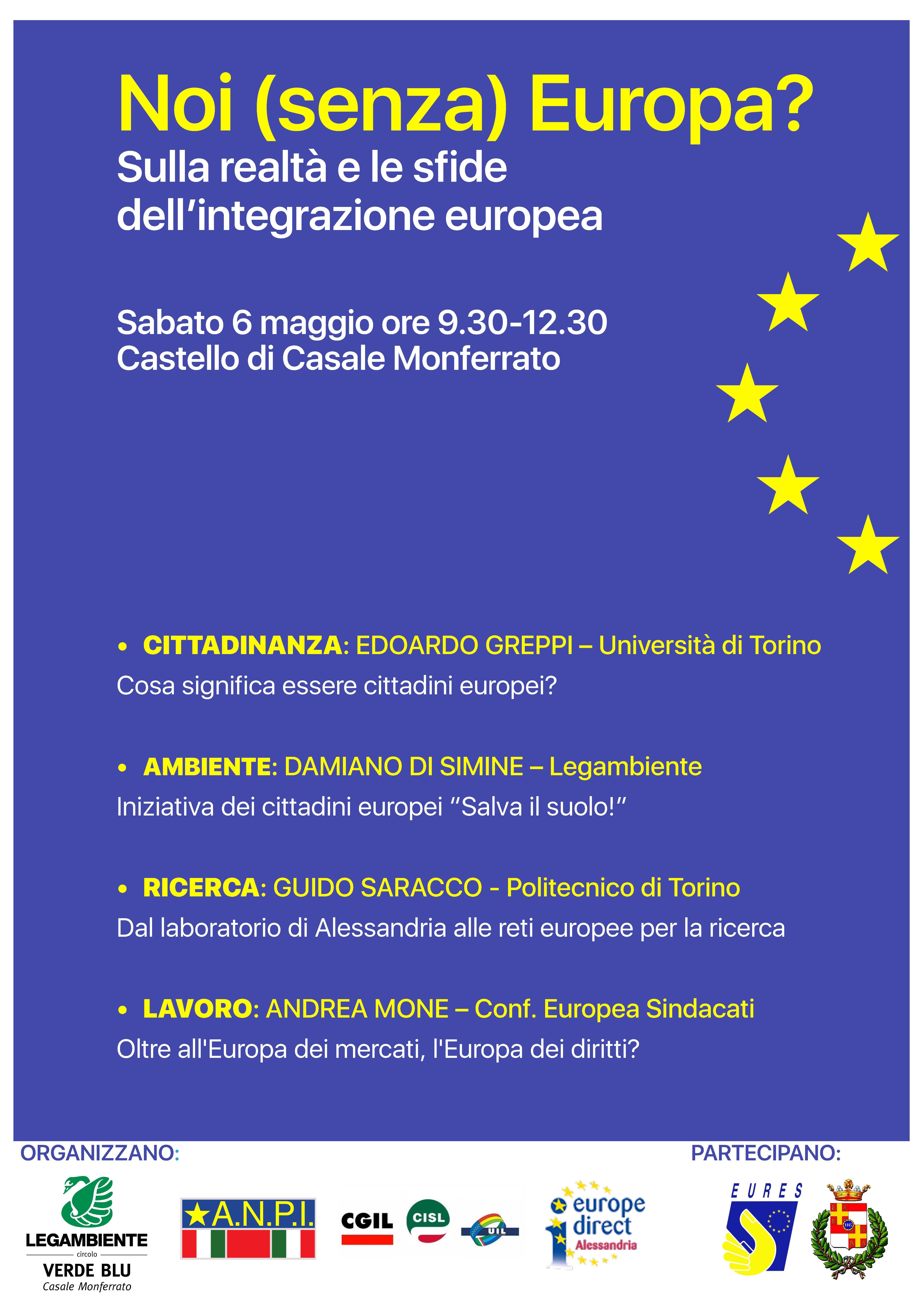 sindacato europero ces convegno casale