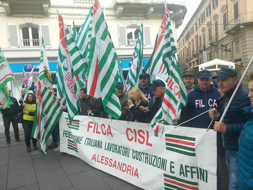 Filca Cisl Alessandria-Asti