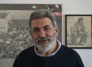 Lutto per il mondo sindacale alessandrino: è mancato Tonino Paparatto, Segretario generale Cgil provinciale