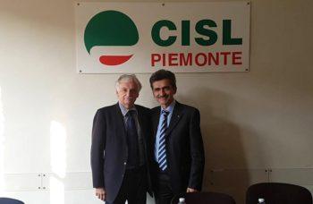 Didier e Marchina SSP Cisl Piemonte Servizi