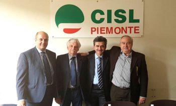 Sergio Didier eletto Presidente regionale SSP Cisl Piemonte