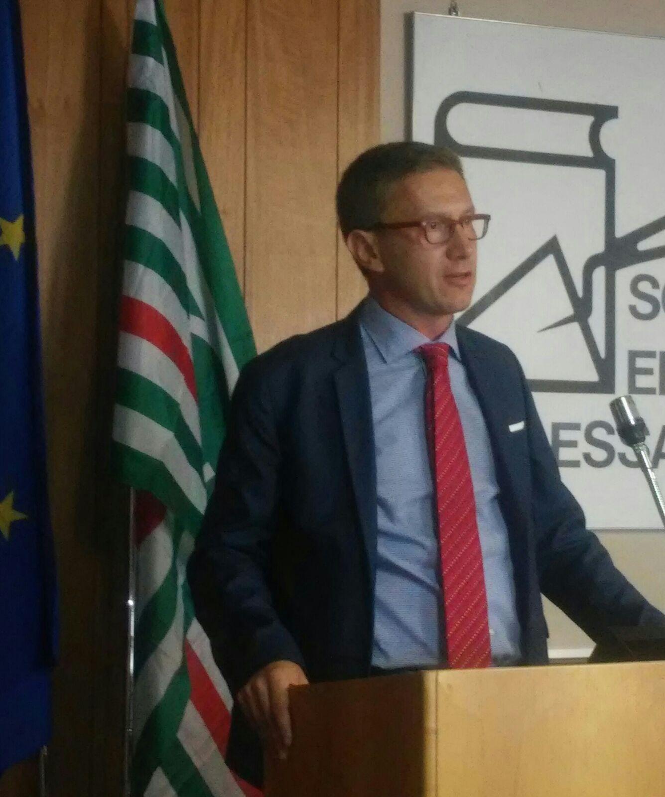 Marco Ciani primo piano
