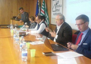 Marco Ciani è il nuovo segretario generale della Cisl Alessandria-Asti. Succede a Sergio Didier diventato presidente di Sistema Servizi Piemonte