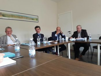 riunione consiglio amministrazione SSP Cisl Piemonte servizi