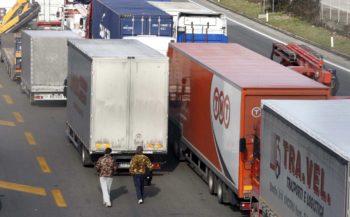 Trasporti e logistica, 48 ore di sciopero no stop per il rinnovo del contratto e garantire la legalità degli appalti