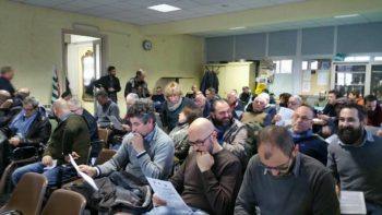 Assemblea Pensioni Novi-Cisl Alessandria Asti