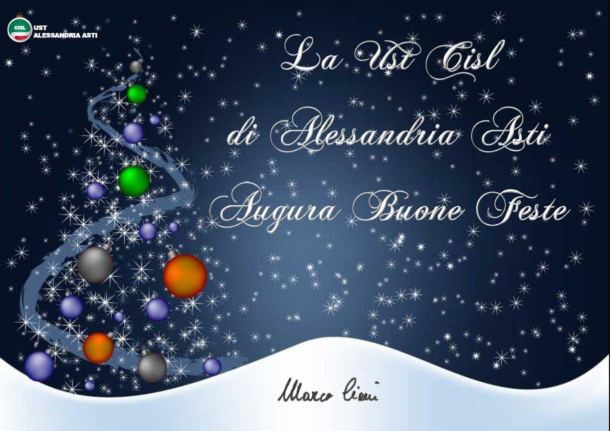Immagini Auguri Buon Natale.Auguri Di Buon Natale E Sereno 2018 Avviso Chiusura Sedi Cisl