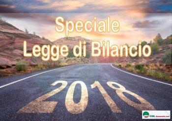 Legge di Bilancio 2018: le principali novità su lavoro e pensioni nella guida realizzata dalla Cisl Alessandria-Asti