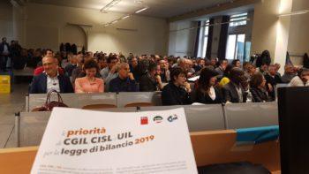 Lavoro e sviluppo, quali risorse? Il il 22 e il 27 novembre attivi unitari ad Asti ed Alessandria sulla Legge di Bilancio