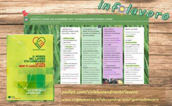 Infolavoro: visita la bacheca on line dello Sportello Lavoro Cisl!