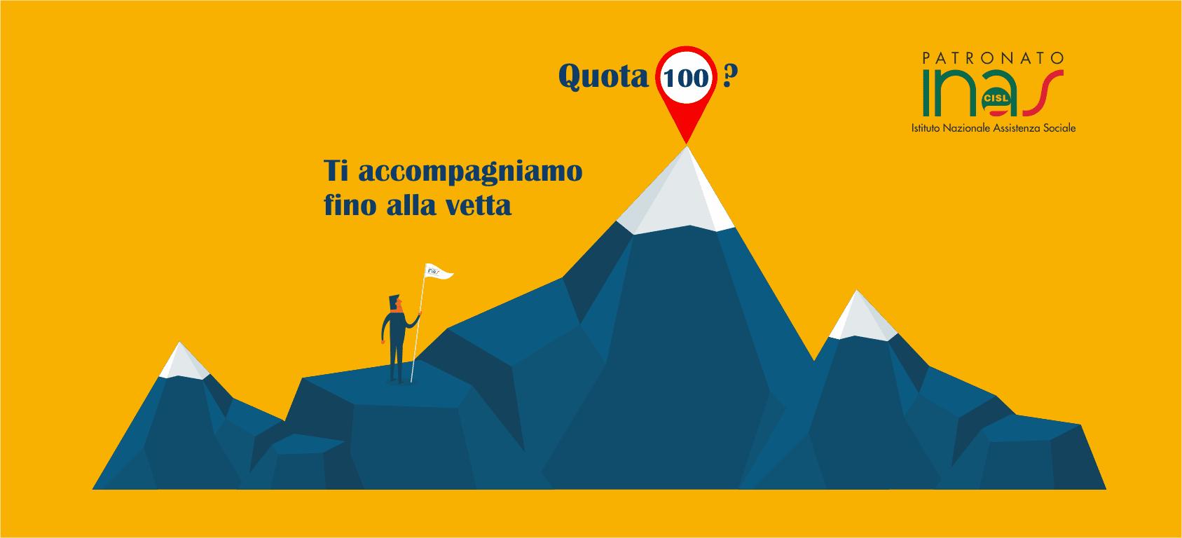 quota 100 info pensione Inas