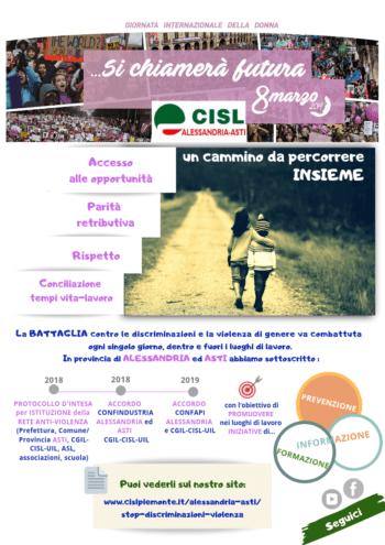 """""""Si chiamerà futura"""": condividi anche tu la nostra campagna per combattere discriminazioni e violenza di genere!"""
