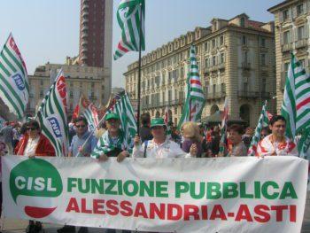 Sciopero Agenzia delle Entrate, adesione massiccia anche ad Alessandria ed Asti