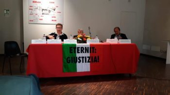 Marco Ciani Cisl sul tema sicurezza e bonifica amianto