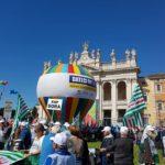 pensionati protesta roma