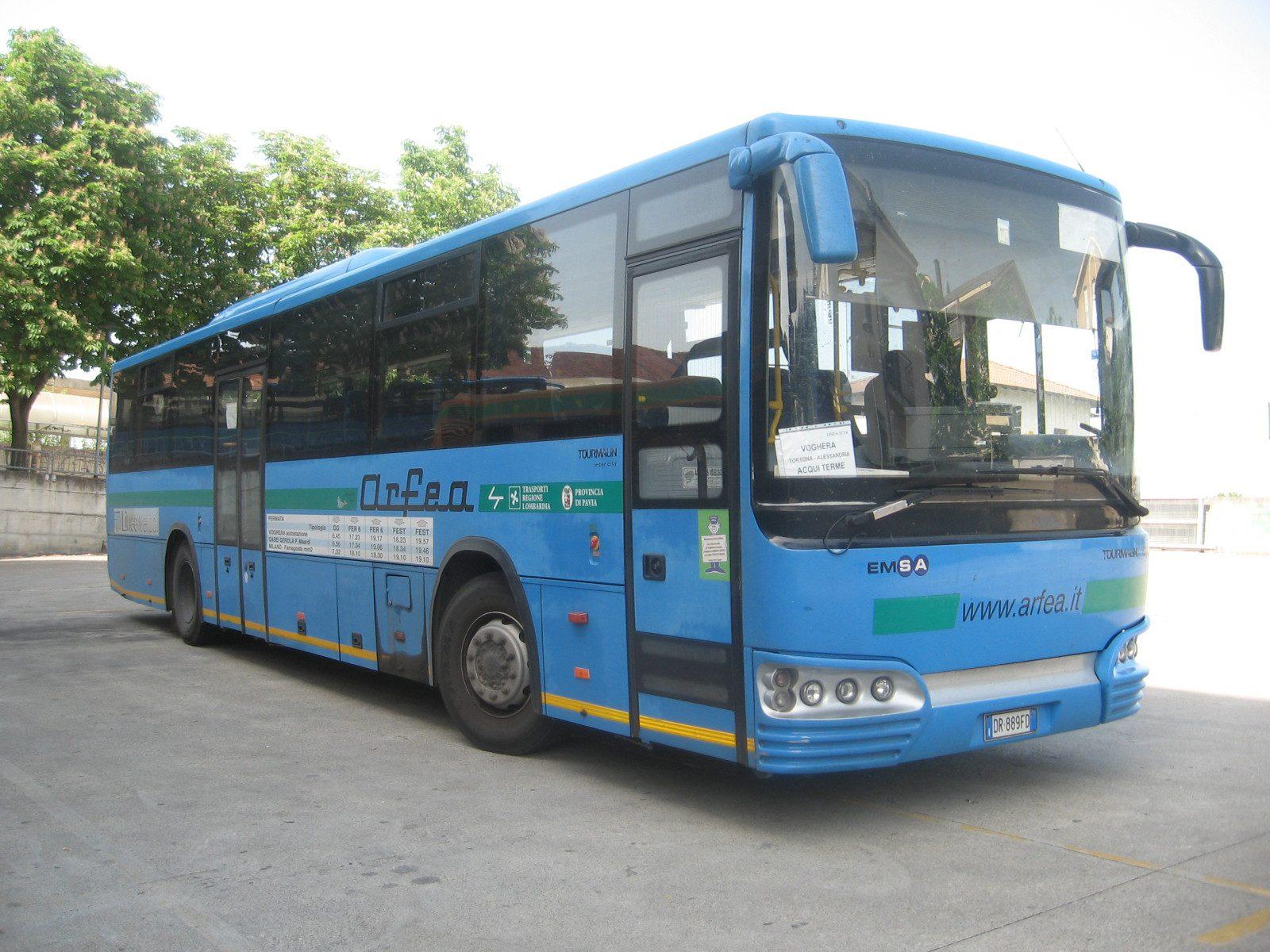 trasporto pubblico alessandria