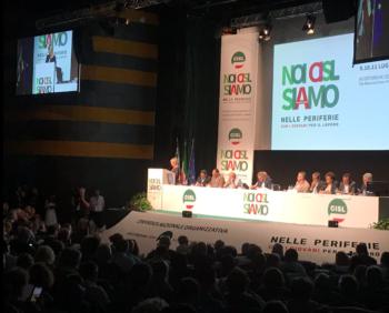 """""""Noi Cisl siamo nelle periferie con i giovani per il lavoro"""": diario della Conferenza organizzativa Cisl a Roma"""