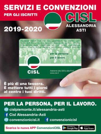 convenzioni servizi Cisl Alessandria-Asti