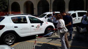 auto trasporto disabili