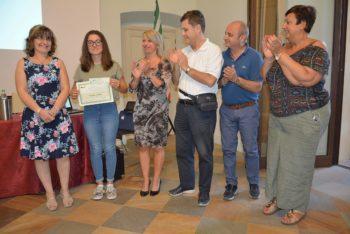 Alunni meritevoli premiati con le borse di studio della Cisl Scuola Alessandria-Asti