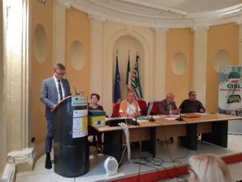 Stefano Calella eletto Segretario generale aggiunto della Cisl Alessandria-Asti