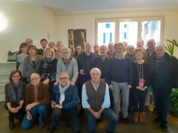 La squadra Fnp Cisl territoriale al lavoro su nuove iniziative a tutela di giovani ed anziani