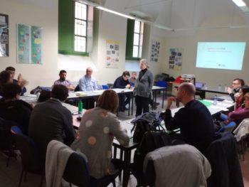 partecipanti corso formazione lavoro 4.0