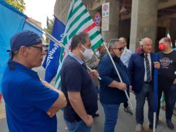 Settore artigiano, manifestazione ad Asti contro i ritardi sugli ammortizzatori sociali