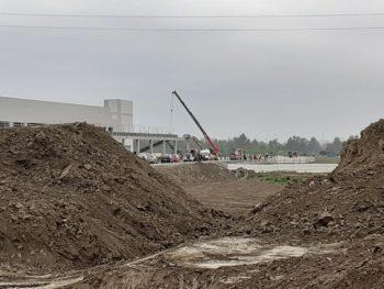 """Incidente nel cantiere Amazon di Alessandria, Cisl e Filca: """"Tragedia inaccettabile, subito interventi per garantire la sicurezza in edilizia"""""""