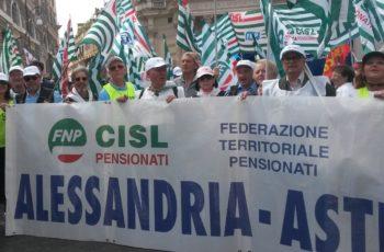 La FNP CISL riapre l'ufficio di Castelnuovo Don Bosco