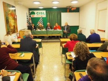 """Consiglio generale FNP Piemonte: """"I pensionati sono il lievito della CISL"""""""