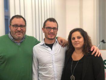 Diego Truffa è il nuovo segretario della Cisl Funzione Pubblica Torino-Canavese
