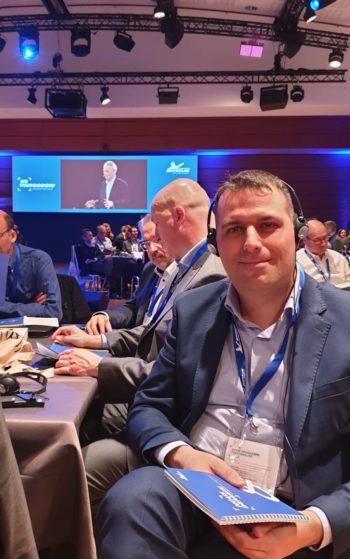 Silvano Trentin della Femca Cisl al vertice del Comitato aziendale europeo Michelin
