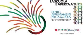 #Andiamoalsucco! Il 18 novembre la Cisl Scuola in piazza ad Alessandria ed Asti per il rilancio della scuola pubblica. Firma anche tu la petizione! 
