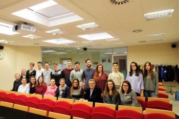 Giovani in alternanza scuola lavoro alla Cisl di Cuneo