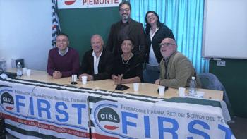 Il congresso della FIRST Cisl di Cuneo ha confermato segretario generale Francesco Gazzola