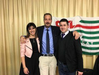 """""""Meno disuguaglianze, più lavoro"""": il X congresso Fisascat ha confermato Enrico Solavagione segretario generale"""