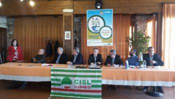 Fai Cisl Cuneo, si è tenuto il VI Congresso