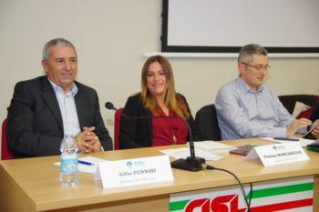la Cisl di Cuneo al XVIII Congresso Provinciale