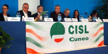 """""""Partecipiamo per costruire il futuro"""". Campana confermato alla guida della Cisl Cuneo"""