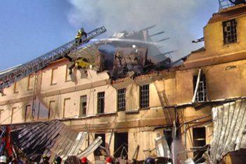 Molino Cordero: il decimo anniversario dall'esplosione che costò la vita a cinque lavoratori