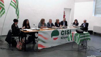 Settimana europea sulla sicurezza: la Cisl Cuneo riunisce a Bra tutti gli rls in un convegno su infortuni e malattie professionali