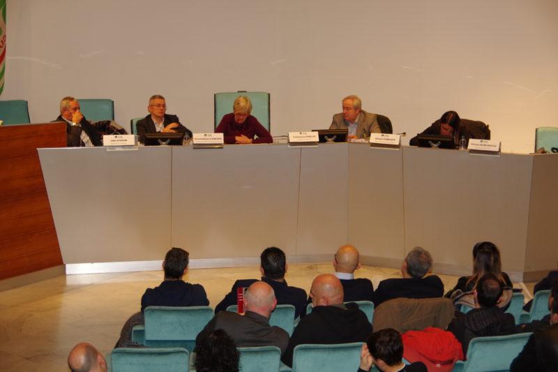 Annamaria Furlan all'assemblea Cisl di Cuneo