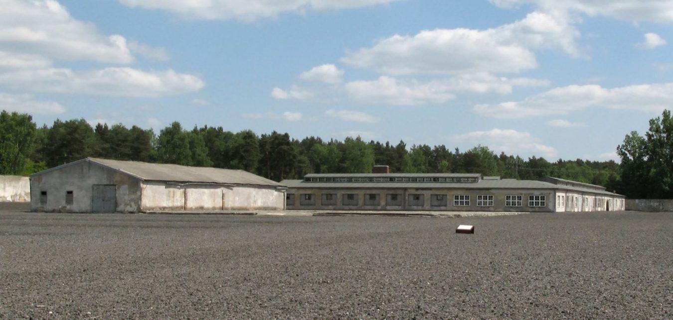campo di concentramento di Ravensbruck (foto del sito Wilkipedia)