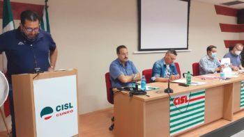 Infrastrutture e riduzione fiscale: i temi trattati da Solavagione e Battaglia nel Consiglio generale Filca Cisl