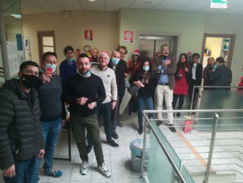 Cisl di Cuneo: consueto incontro prenatalizio in sede con intervento del segretario generale Enrico Solavagione